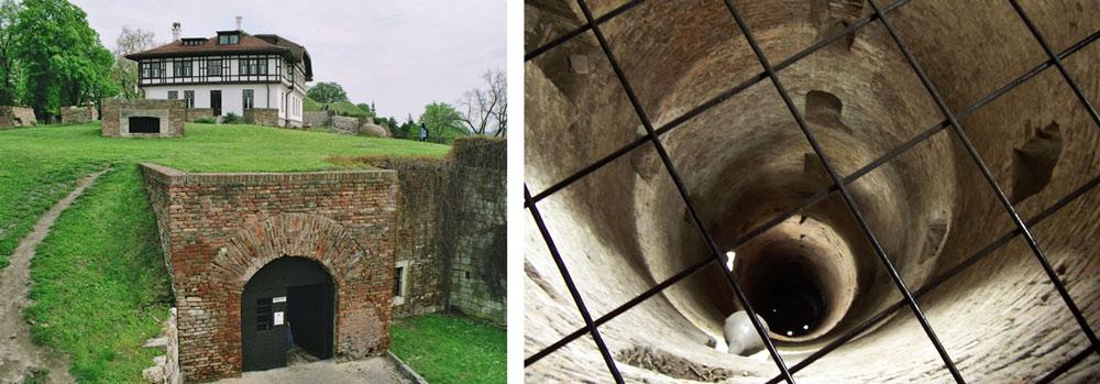 Римский колодец бунар Калемегдан