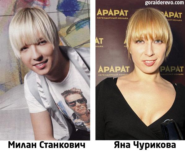 Станкович и Чурикова