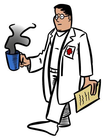 сербские врачи