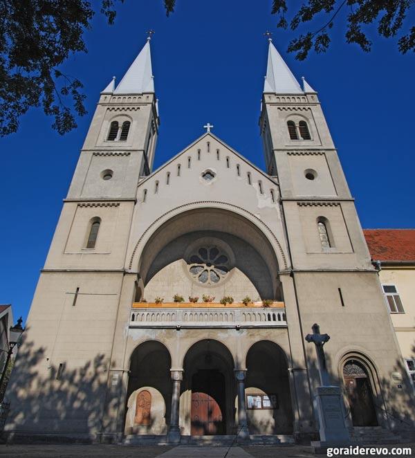 церковь францисканцев суботица