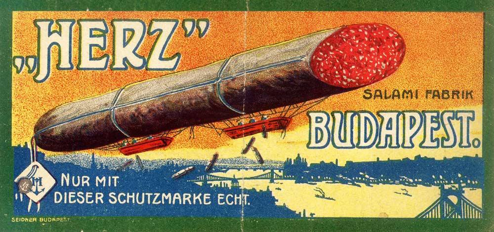 венгерские колбасы