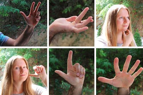 балканские жесты